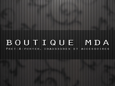 Madame Conti - Boutique MDA